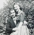 My maternal grandparents when they were dating.