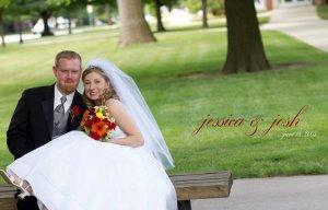 WeddingBenchPhoto
