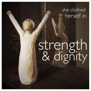 dignified strength