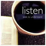 listen understand