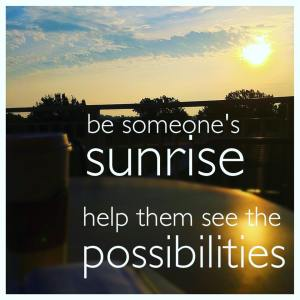 sunrise possibilities